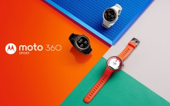 You can purchase Moto 360 Sport and pre-order Fitbit Blaze from Verizon starting today