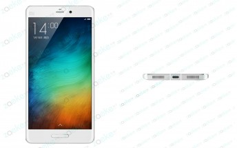 Xiaomi Mi 5 is portrayed in a new set of leaked renders, specs outed too