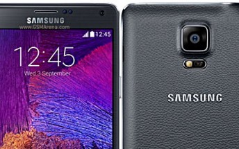 Samsung Galaxy Note 4 starts getting Android 6.0