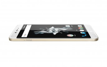 OnePlus X Champagne Edition announced, available starting December 22