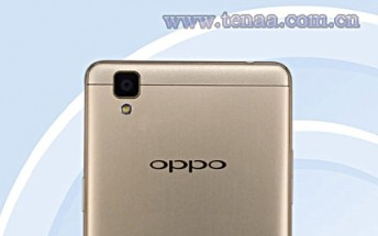 Oppo A35 with octa-core CPU and 13MP camera passes through TENAA