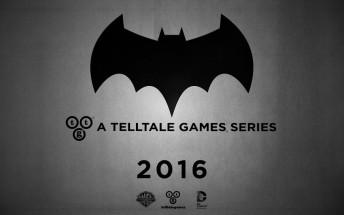 Telltale, Warner Bros. and DC working on a Batman game
