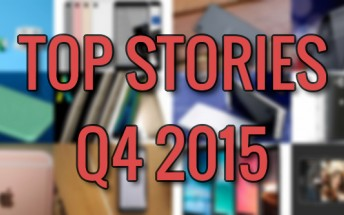 Most interesting news stories of 2015: Q4