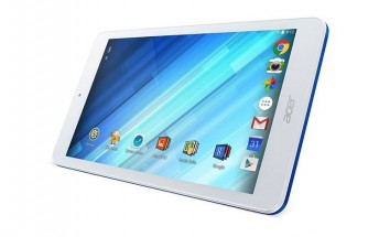 Acer Iconia One 8 is a family-oriented tablet to launch at CES