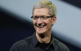 Apple posts record quarterly figures for first quarter of 2016