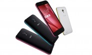 """The Asus Live goes official with 5"""" 720p display and MediaTek SoC"""