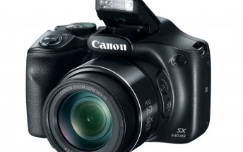 Canon announces two superzoom and three compact budget cameras