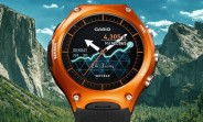 Casio's Android Wear Smart Outdoor Watch now available for $500
