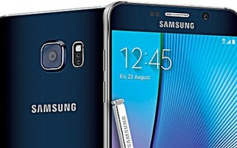 Samsung Galaxy Note5 starts receiving December security update in India