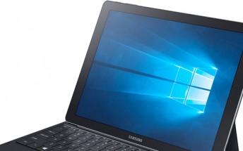 12-inch Samsung Galaxy TabPro S runs Windows 10