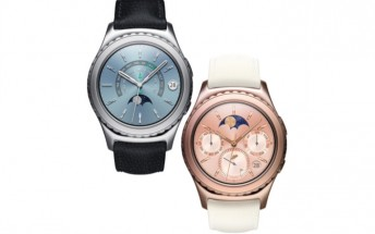 Samsung Gear S2 Classic Rose Gold and Platinum now on sale in US