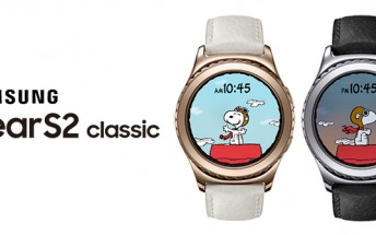 Samsung Gear S2 Classic Rose Gold and Platinum global rollout starts with China