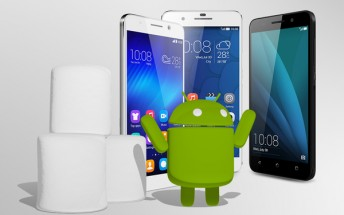 Huawei Honor 6 Plus, Honor 6, and Honor 4X get beta Marshmallow builds in the UK