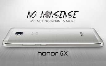 Huawei Honor 5X coming to the US at the end of this month for $200