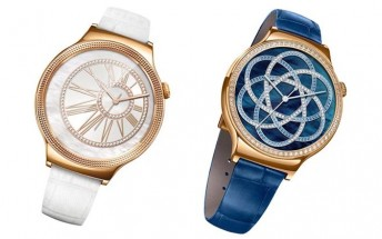 Huawei's women-focused Watch Jewel and Elegant go up for pre-order starting at $414.99