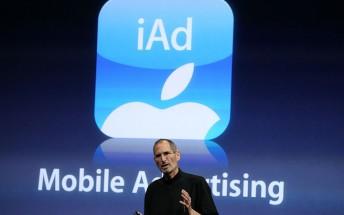 Apple to pull the plug on iAd this June