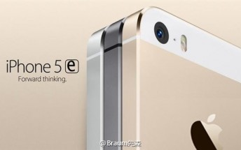 iPhone 5e now said to be the name of the next 4-inch Apple device