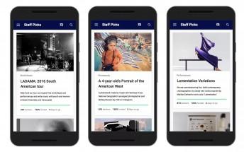 Kickstarter finally has an Android app