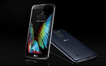 LG K10 goes on sale this week