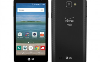 Verizon's LG Optimus Zone 3 gets official
