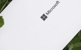 Microsoft mistakenly reveals unannounced Lumia Phone X