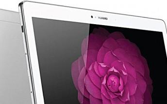 Huawei MediaPad M2 10.0 clears the FCC hurdle