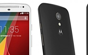 Motorola posts Android 6.0 release notes for Moto G (2nd Gen)
