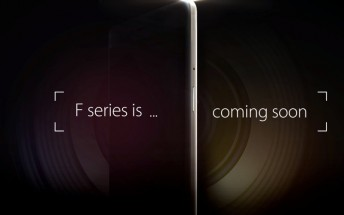 Camera-focused Oppo F1 launching this month, more F-series to follow