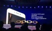 Oppo teases F1 Plus with 5.5