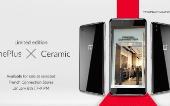OnePlus X Ceramic limited edition to be available in India starting tomorrow