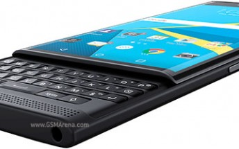 BlackBerry Priv's February security update rolling out already