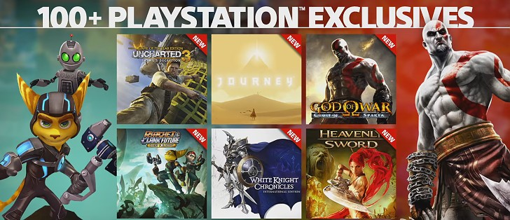 Sony Ps4 Users Get Access To Another 40 Ps3 Titles On Playstation