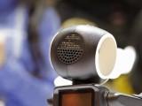General shots around RoboHon's head - News 16 01 Robohon CES2016  review