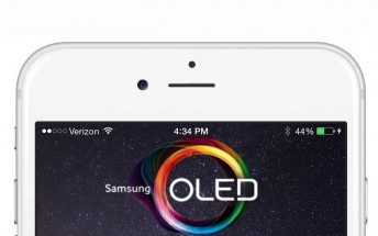 Samsung to be primary supplier of iPhone OLED panels