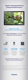 Samsung Galaxy TabPro S infographic