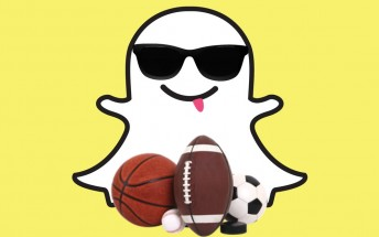 Snapchat is aiming for sports fans with live score overlays for NBA games
