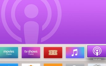 Apple tvOS 9.1.1 update brings Podcasts to your big screen