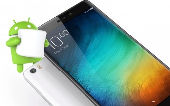 Android 6.0 coming to Xiaomi Mi Note as soon as Friday