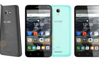 Alcatel OneTouch Pop 4 lineup leaks ahead of MWC – meet the Pop 4S, Pop 4 Plus, and Pop 4