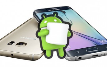 Samsung officially unleashes Marshmallow treats on Galaxy S6 and Galaxy S6 edge