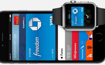 Apple Pay down for some, can't add Visa cards