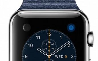 The Apple Watch accounted for two-thirds of smartwatch shipments in 2015