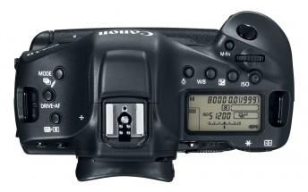 Canon launches flagship EOS-1D X Mark II DSLR