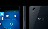 W5.5 Pro is a Windows 10 phone with 5.5-inch display and 13MP camera