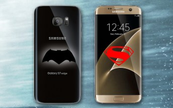 Samsung Galaxy S7 may come in 'Batman v Superman' and Olympic paint jobs