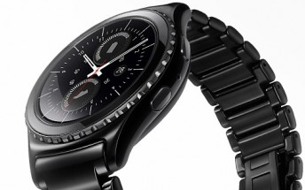 Samsung France introduces Ceramic Bracelet for Gear S2