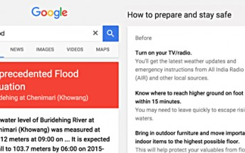 Google launches flood alerts feature in India