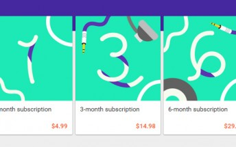 Google offering 50% discount on Play Music gift subscriptions