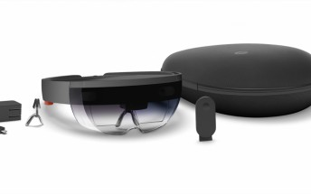 Microsoft HoloLens Development Edition now up for pre-order