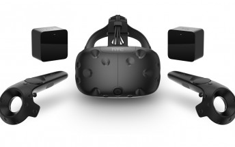 HTC announces international pricing for the Vive VR headset